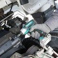 Makita WT02Z 12V MAX CXT Lithium-Ion Cordless 3/8 in. Impact Wrench (Tool Only) image number 3