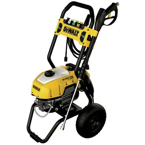 Dewalt DWPW2400 13 Amp 2400 PSI 1.1 GPM Cold-Water Electric Pressure Washer image number 0