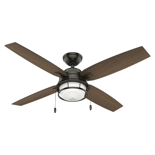 Hunter 59214 52 in. Ocala Noble Bronze Ceiling Fan with Light image number 0
