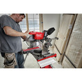 Milwaukee 2739-20 M18 FUEL Cordless Lithium-Ion 12 in. Dual Bevel Sliding Compound Miter Saw (Tool Only) image number 1