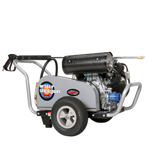 Simpson 60243 WaterShotgun 5000 PSI 5.0 GPM Professional Gas Pressure Washer with Comet Triplex Pump image number 0