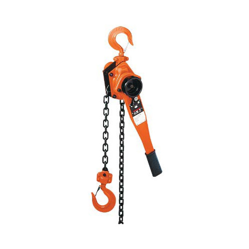 JET JLH-160WO-10 1.6 Ton Lever Hoist with 10 ft. Lift and Overload Protection