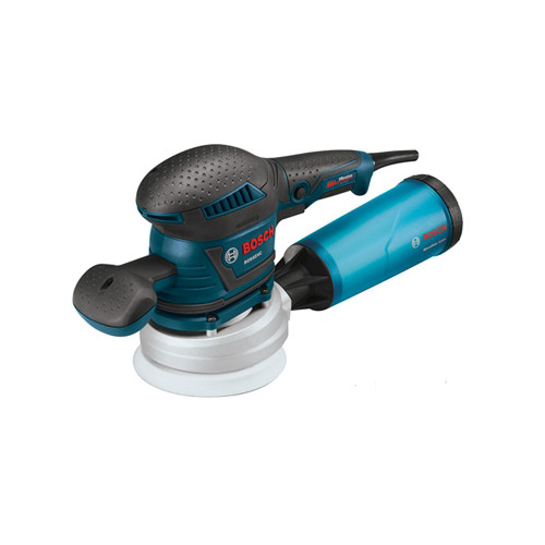 Factory Reconditioned Bosch ROS65VC-5-RT 5 in. Variable-Speed Random Orbit Sander with Vibration Control