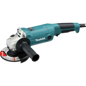 Factory Reconditioned Makita GA5020-R 5 in. Trigger Switch Angle Grinder with SJS image number 0
