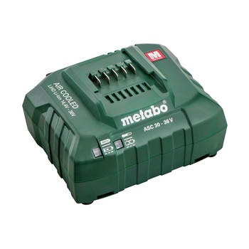 Metabo 627046000 ASC 30-36V Air-Cooled Lithium-Ion Charger