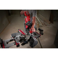 Milwaukee 2734-21 M18 FUEL Lithium-Ion Brushless Dual Bevel Sliding 10 in. Cordless Compound Miter Saw Kit (8 Ah) image number 9