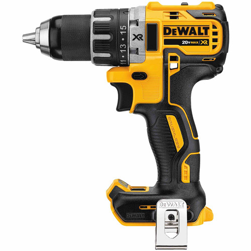 Factory Reconditioned Dewalt DCD791BR 20V MAX XR Lithium-Ion Compact Brushless 1/2 in. 2-Speed Drill Driver (Bare Tool)