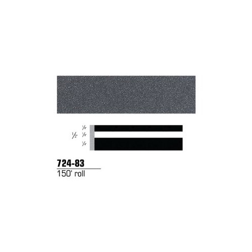 3M 72483 Scotchcal Striping Tape, Medium Silver Metallic, 1/2 in. x 150 ft.