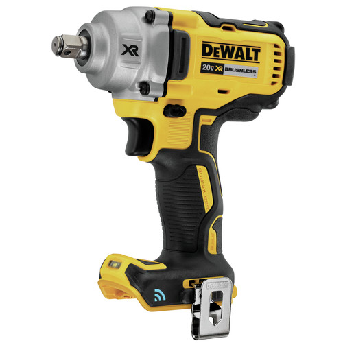 Dewalt DCF896HB 20V MAX Tool Connect 1/2 in. Mid-Range Impact Wrench with Hog Ring Anvil (Tool Only)