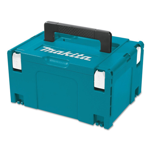 Makita 198276-2 15-1/2 in. x 8-1/2 in. Interlocking Insulated Cooler Box (Teal)