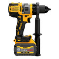 Dewalt DCD999T1 20V MAX Brushless Lithium-Ion 1/2 in. Cordless Hammer Drill Driver Kit with FLEXVOLT ADVANTAGE (6 Ah) image number 4