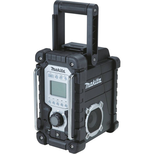 Factory Reconditioned Makita XRM03B-R 18V LXT Cordless Lithium-Ion FM/AM Job Site Radio with iPod Docking Station (Bare Tool)