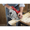 Milwaukee 6390-21 7-1/4 in. Tilt-Lok Circular Saw with Case image number 4