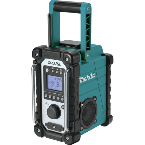Makita XRM05 18V LXT Lithium-Ion Cordless Job Site Radio (Tool Only) image number 0