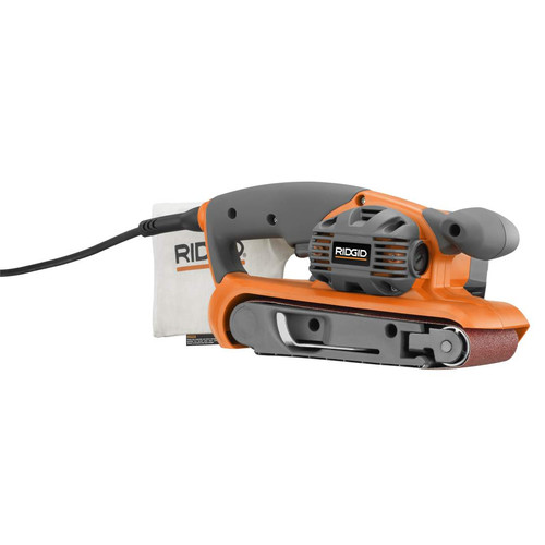 Factory Reconditioned Ridgid ZRR2740 6.5 Amp 3 in. X 18 in. Heavy Duty Variable Speed Belt Sander