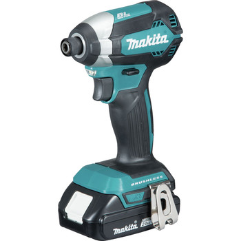 Makita XDT13Z 18V LXT Cordless Lithium-Ion Brushless Impact Driver (Tool Only) image number 2