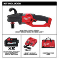 Milwaukee 2808-22 M18 FUEL HOLE HAWG Brushless Lithium-Ion Cordless Right Angle Drill with 7/16 in. QUIK-LOK Kit (6 Ah) image number 1