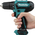 Makita FD09Z 12V max CXT Lithium-Ion Brushless 3/8 in. Cordless Drill Driver (Tool Only) image number 3