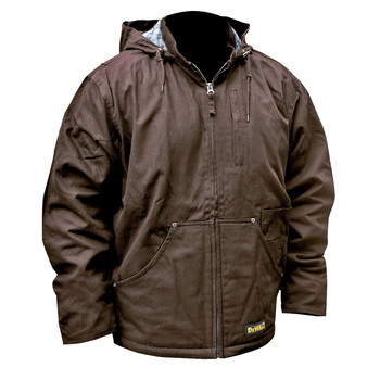 Dewalt DCHJ076ATB-M 20V MAX Li-Ion Heavy Duty Heated Work Coat (Jacket Only) - Medium