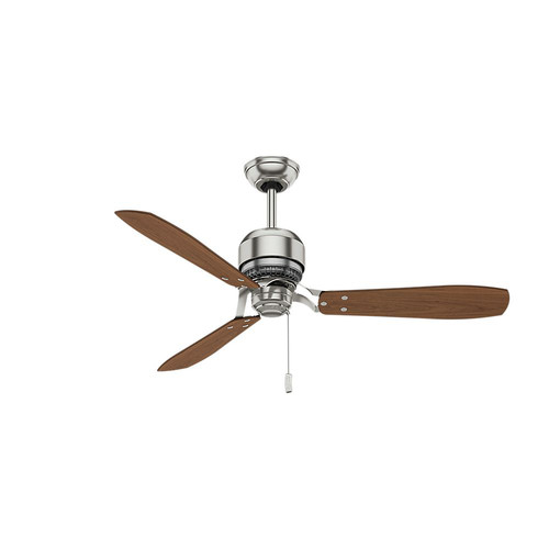 Casablanca 59501 52 in. Tribeca Brushed Nickel Ceiling Fan