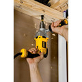 Factory Reconditioned Dewalt DWD210GR 10 Amp 0 - 12000 RPM Variable Speed 1/2 in. Corded Drill image number 8