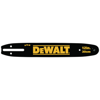 Dewalt DWZCSB12 12 in. Chainsaw Replacement Bar