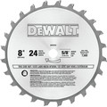 Dewalt DW7670 8 in. 24 Tooth Stacked Dado Set image number 1