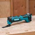 Makita MT01R1 12V max CXT Lithium-Ion Multi-Tool Kit image number 8