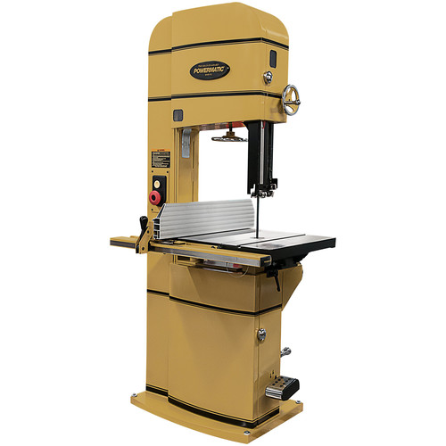 Powermatic 1791800B 5 HP Single Phase 18 in. x 18 in. Vertical Band Saw image number 0