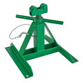 Greenlee 687 13 in. to 28 in. 2,500 lb. Capacity Telescoping Reel Stand