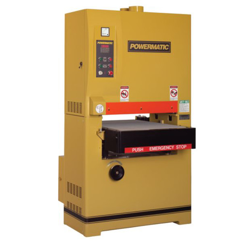 Powermatic WB-25 230/460V 3-Phase 15-Horsepower 25 in. Wide Belt Sander image number 0