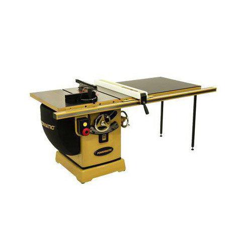 Powermatic PM25350K 2000B Table Saw - 5HP/3PH 230/460V 50 in. RIP with Accu-Fence image number 0