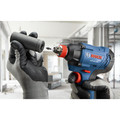 Factory Reconditioned Bosch GDX18V-1600B12-RT 18V 1/4 In. and 1/2 In. Two-In-One Socket-Ready Impact Driver Kit image number 6