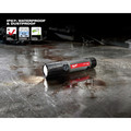 Milwaukee 2160-21 USB Rechargeable 800 Lumens Compact Cordless Flashlight (3 Ah) image number 6