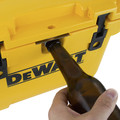 Dewalt DXC10QT 10 Quart Roto-Molded Insulated Lunch Box Cooler image number 5