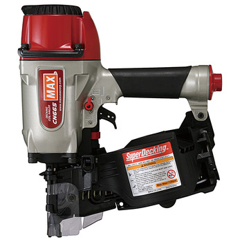 MAX CN665D 2-1/2 in. x 0.131 in. SuperDecking Coil Decking Nailer