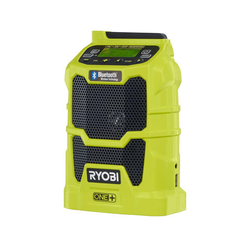 Factory Reconditioned Ryobi ZRP742 ToughTunes 18V Radio/Charger