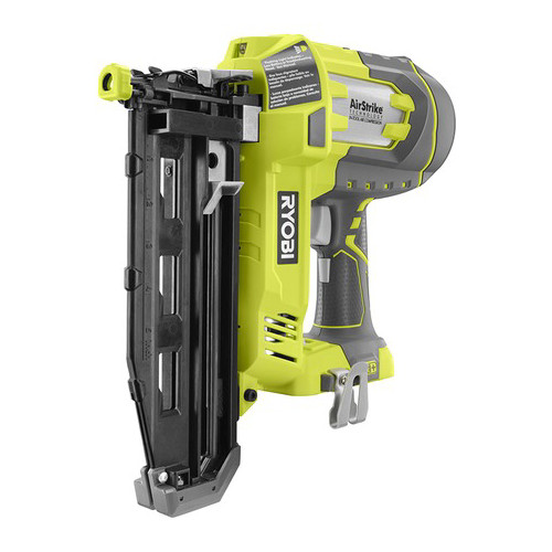 Factory Reconditioned Ryobi ZRP325 ONEplus 18V Lithium-Ion 16-Gauge Finish Nailer (Tool Only) image number 0