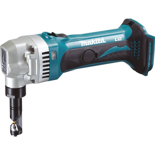 Makita XNJ01Z 18V LXT Cordless Lithium-Ion 16 Gauge Nibbler (Tool Only) image number 0