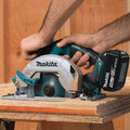 Makita XT611PT 18V LXT 5.0 Ah Lithium-Ion Brushless Cordless 6-Piece Combo Kit image number 10