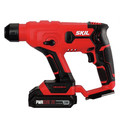 Skil RH170202 PWRCore 20 20V Rotary Hammer Kit with (1) 2 Ah Lithium-Ion Battery and Charger image number 2