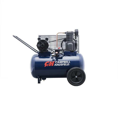 Campbell Hausfeld VT6290 2.0 HP 20 Gallon Oil-Lube Wheeled Horizontal Air Compressor