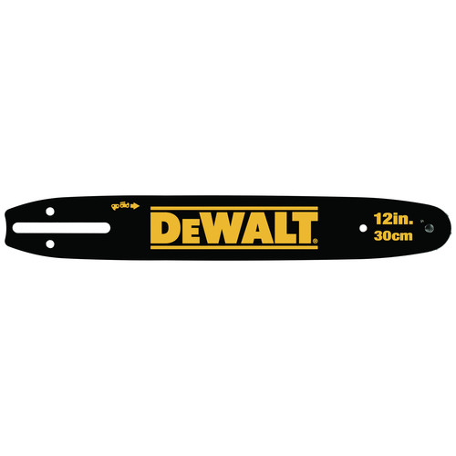 Dewalt DWZCSB12 12 in. Chainsaw Replacement Bar image number 0