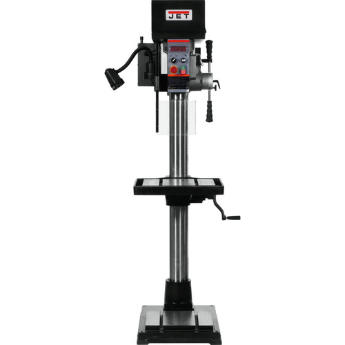 JET 354250 JDPE-20EVS-PDF 115V 1-Phase 20 in. Variable Speed Drill Press with Power Downfeed image number 0