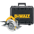 Dewalt DW364K 7-1/4 in. Circular Saw Kit with Rear Pivot Depth & Electric Brake