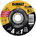 Dewalt Wheels, Abrasives & Pads