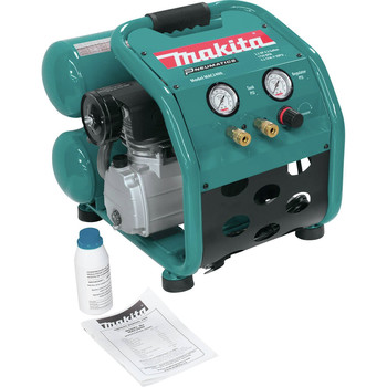 Factory Reconditioned Makita MAC2400-R 2.5 HP 4.2 Gallon Oil-Lube Air Compressor image number 0