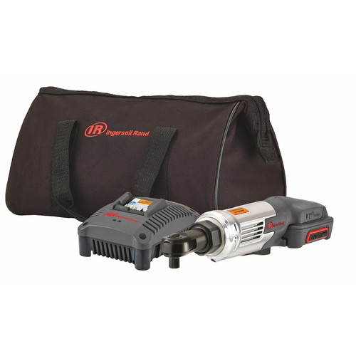 Ingersoll Rand R1130-K1 12V 2.0 Ah Cordless Lithium-Ion 3/8 in. Ratchet Wrench Kit