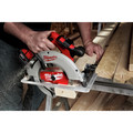 Milwaukee 2992-22 M18 Lithium-Ion Brushless Cordless 1/2 in. Hammer Drill Driver / 7-1/4 in. Circular Saw Combo Kit (5 Ah) image number 9