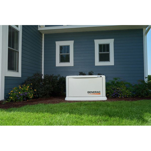 Generac 70391 Guardian Series 20/18 KW Air-Cooled Standby Generator with Wi-Fi, Aluminum Enclosure, 200SE (not CUL) image number 5